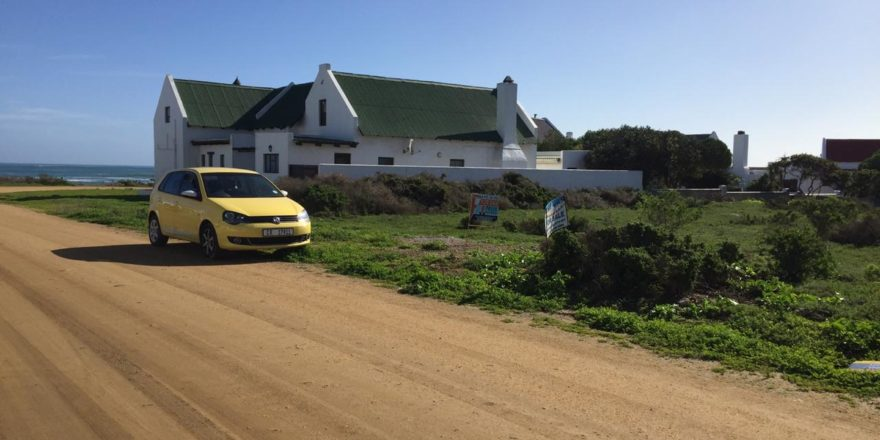 Plot for sale in Jacobsbaai, Tranquility at it's best. Ref – JAC308