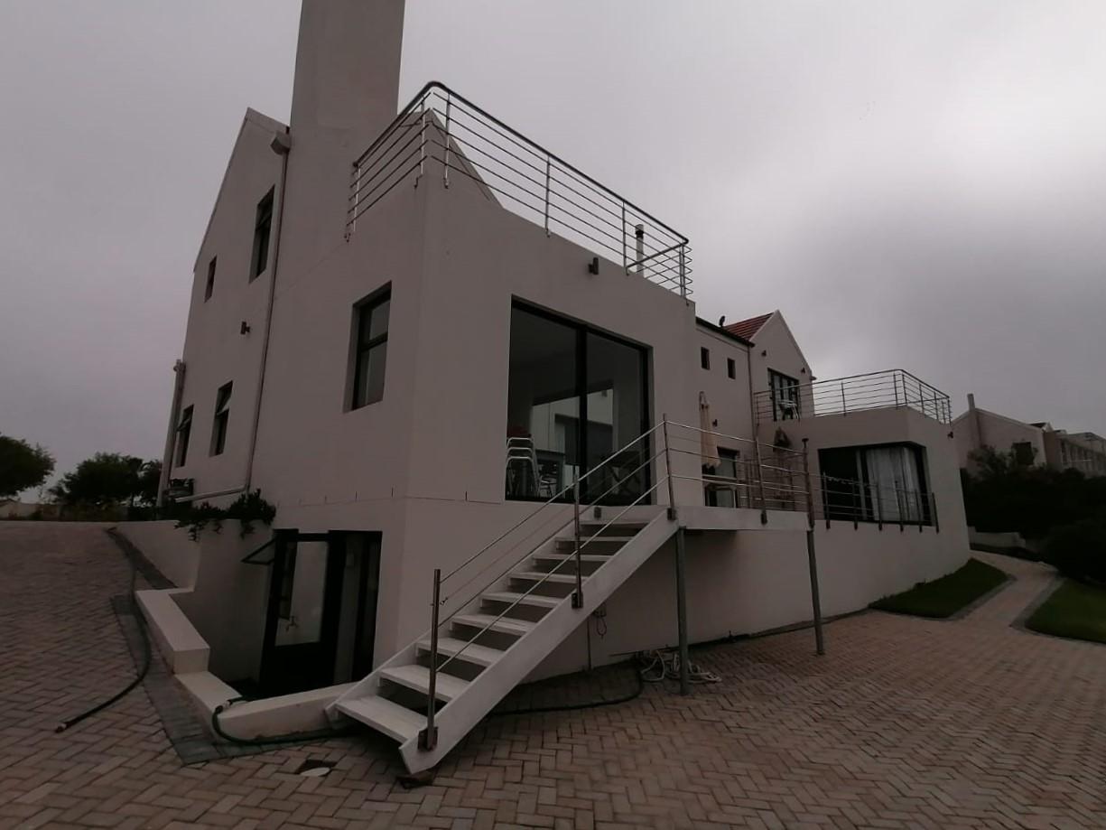 Waterfront home for sale on security island in Port Owen, Velddrif – Ref 1006