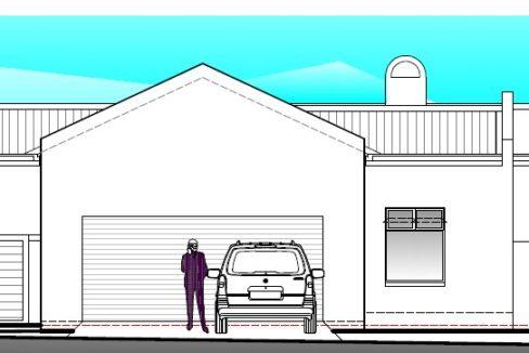 Plan G (3 bed, 2 bath, 2 garage)