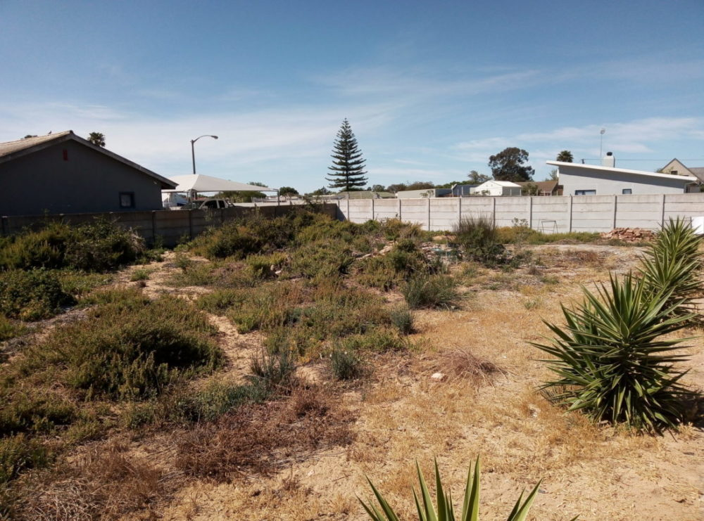 Vacant plot for sale in a quiet area of Velddrif  – Ref 2720