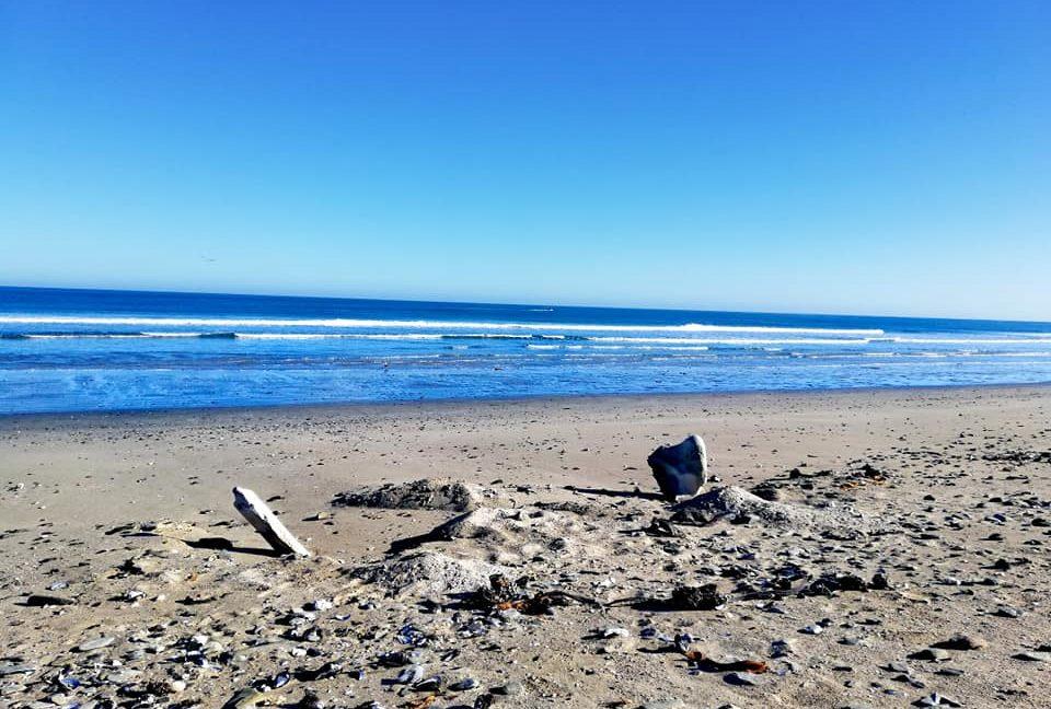 Bloumossel strand