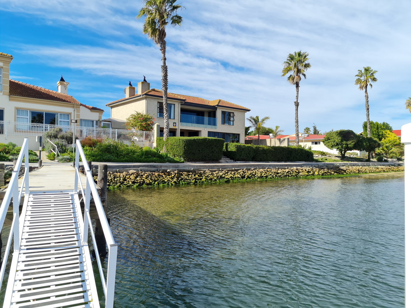 Huge House on Marina with Jetty for sale in Port Owen